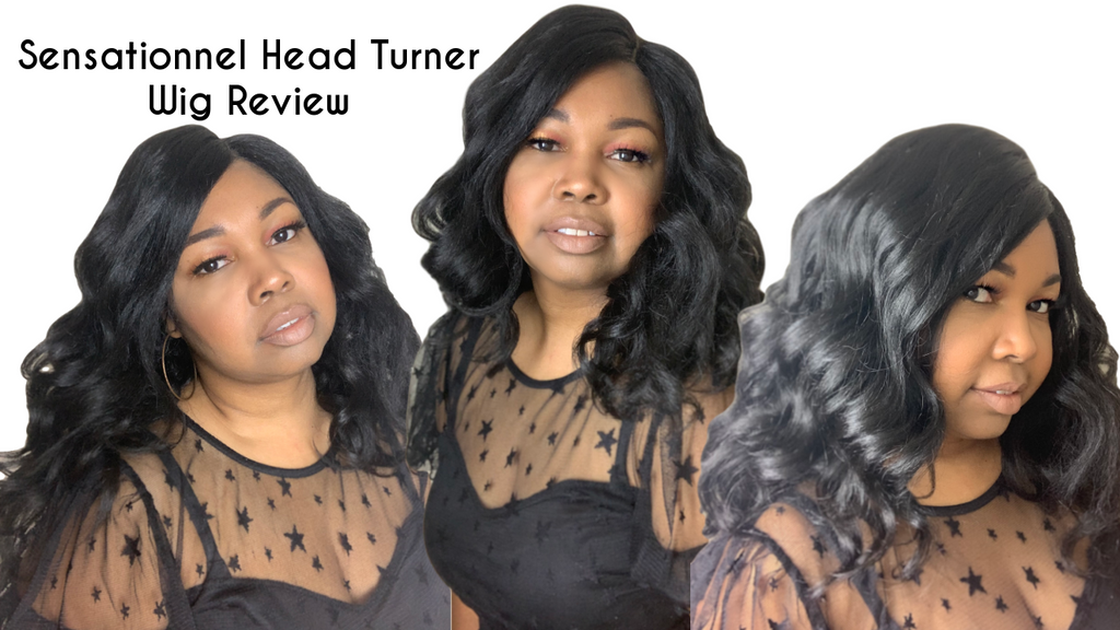 Sensationnel Head Turner Wig Review