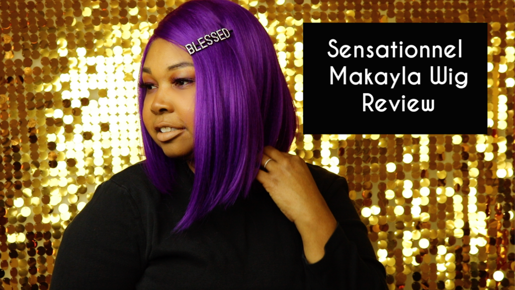 Sensationnel Mikayala Wig Review