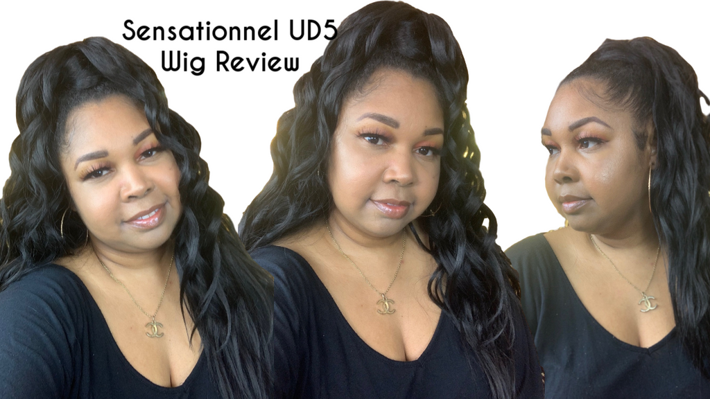 Sensationnel UD5 Wig Review