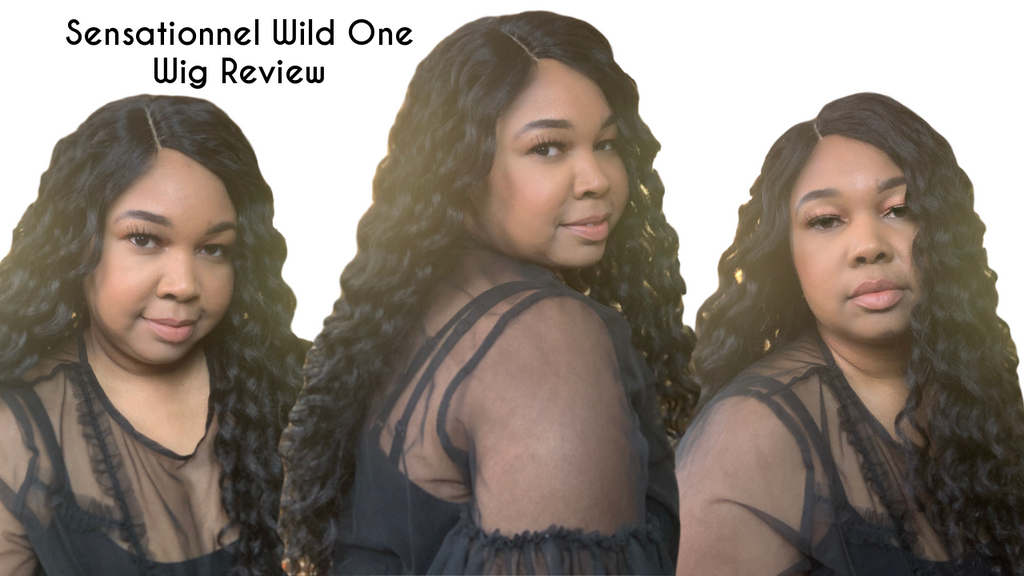 Sensationnel Wild One Wig Review