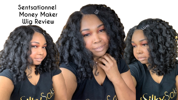Sensationnel Money Maker Wig Review