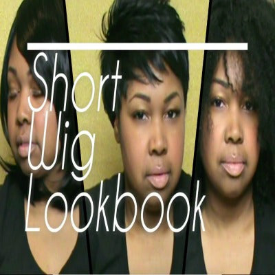 Short Wig Lookbook