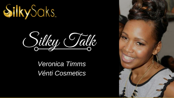Silky Talk with Veronica Timms of Vénti Cosmetics