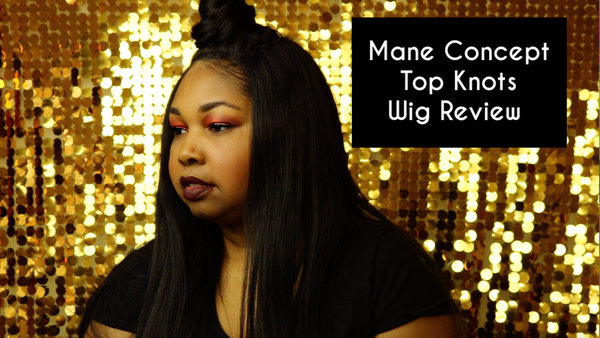 Mane Concept Top Knots Wig Review