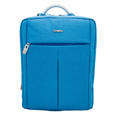 Ermont Laptop Backpack w/ Front Pleated Pocket