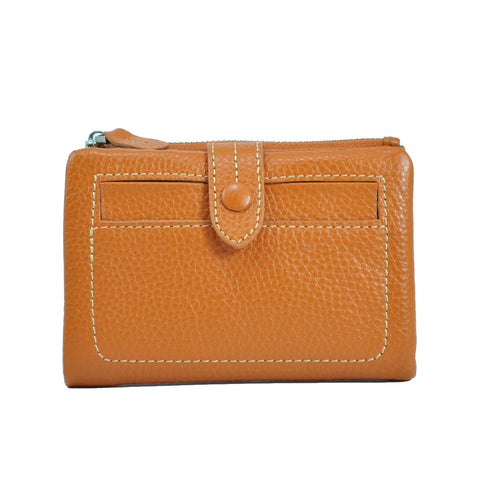 Michelle Wallet (Short) with Open Pocket