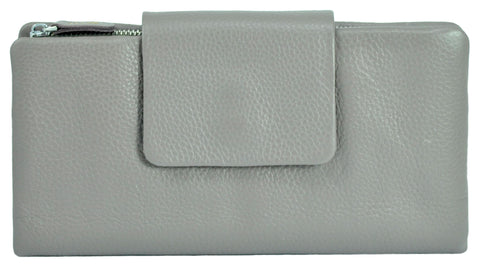 Leila Wallet (Long) w/ Flap
