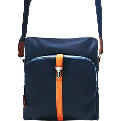 "Prats 11"" Vertical Crossbody Bag"