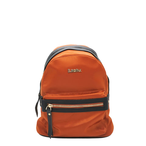 Jewel Small Backpack with Leather Lip
