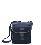 "Marten 11"" Buckled Square Crossbody Bag"