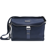 "Marten 14"" Buckled Messenger Bag"