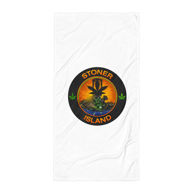 Green Leaf Towel