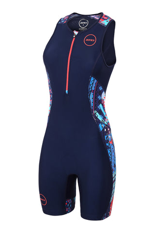 WOMEN'S ACTIVATE PLUS TRISUIT - LATIN SUMMER