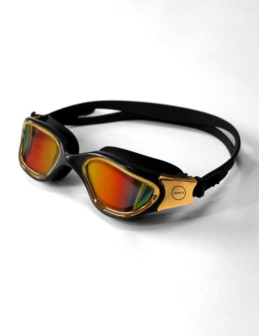 VAPOUR GOGGLES - BLACK/GOLD