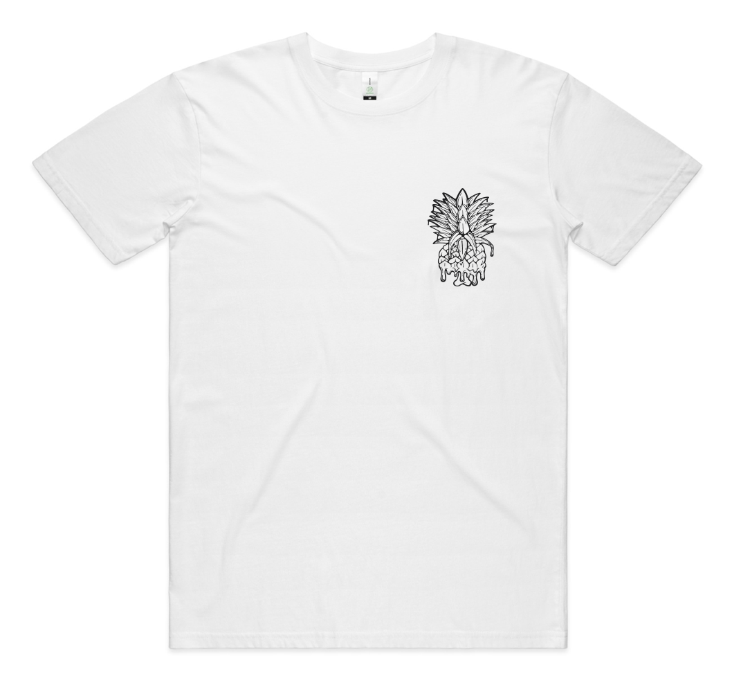 ORIGNAL Pineapple Split T-Shirt