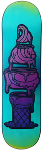 SALE! Original: Summer Ice Cream - skateboard art