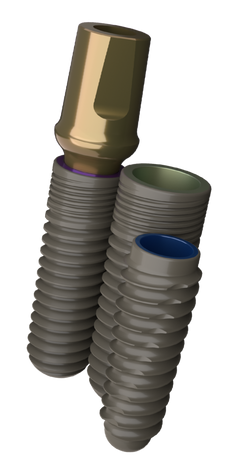 Implant-One Dental Implants