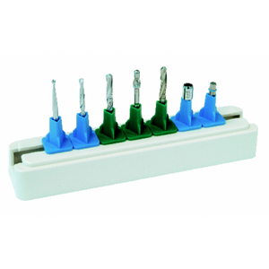 Organizer for Leone Max Stability 3.75 Implant, Long Instruments
