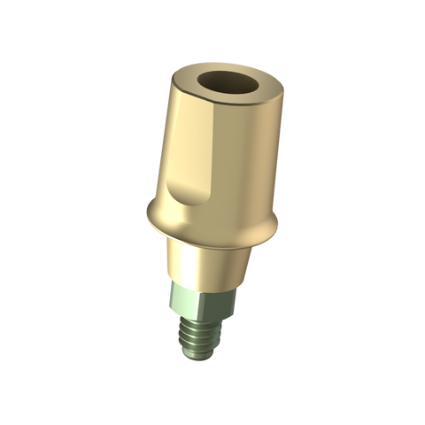 Implant One 500 Series Standard Stock Abutment