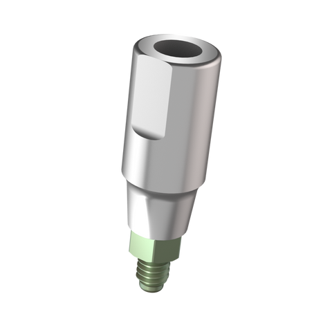 Implant One 500 Series Straight Abutment