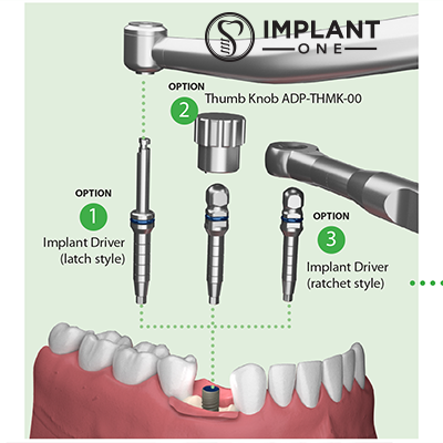 Implant One Tools Info Sheets