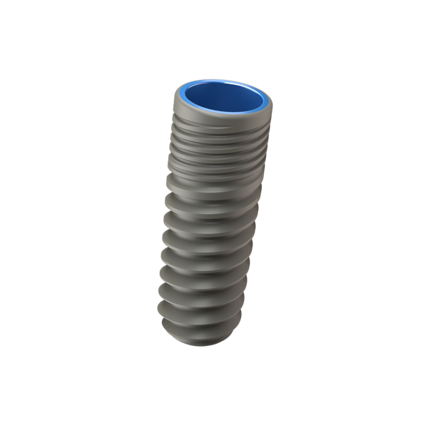 Implant One 300 Series 3.5 mm Standard Thread implant