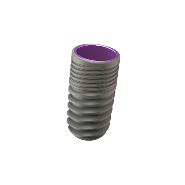 Implant One 400 Series 4.0 mm Standard Thread implant