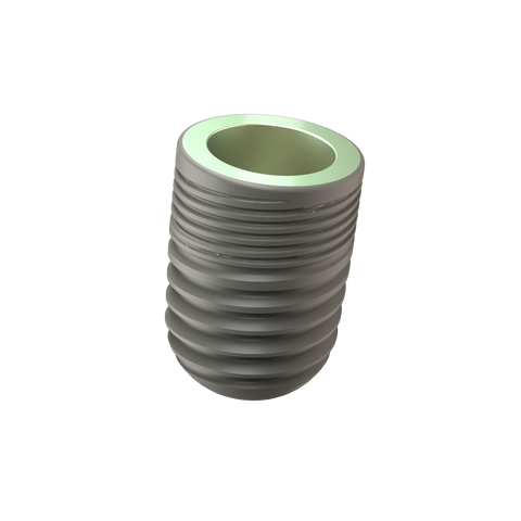 Implant One 500 Series 5.5 mm Standard Thread implant