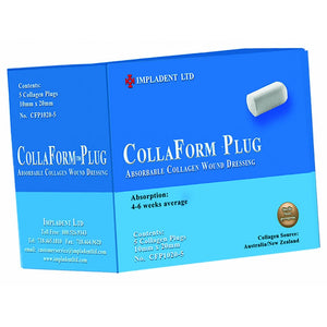 CollaForm Plugs 10 x 20 mm