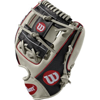 "Wilson A2000 SuperSkin 1786 11.50"" Infield Glove"
