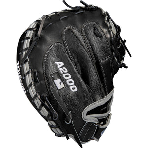 "Wilson A2000 SuperSkin 1790 34.00"" Catcher's Mitt"