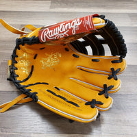 "Rawlings Heart of the Hide PRO206-6JTB 12.00"" Infield/Outfield Glove - Sample"