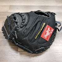 "Rawlings Heart of the Hide PROYM4 34.00"" Catcher's Mitt - Sample"