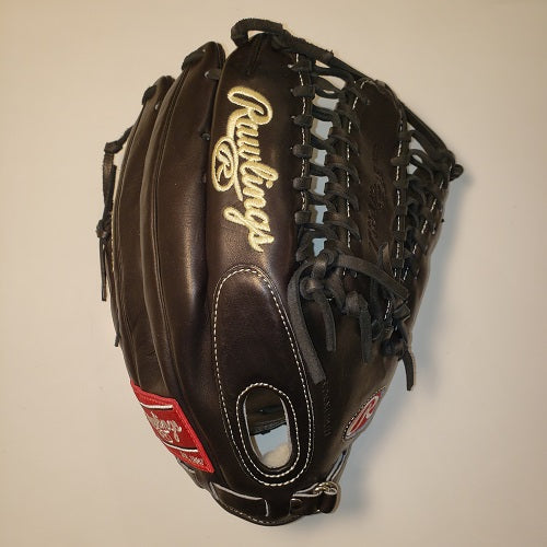 "Rawlings Pro Preferred PROS601KBPRO 12.75"" - Pro Department"