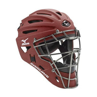Mizuno Samurai G4 Catcher's Helmet - Youth