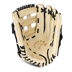 "All-Star System 7 12.75"" Outfielders Glove w/ H-Web - FGS7-OFL2"