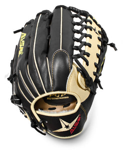 "All-Star System 7 12.50"" Outfielders Glove w/ Modified Trap Web - FGS7-OF"