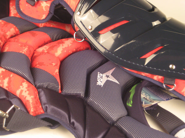 All-Star Bull Pen - CP30 Chest Protector & LG30W Leg Guards