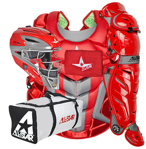 All-Star S7 AXIS™ AGES 9-12 PRO CATCHING KIT