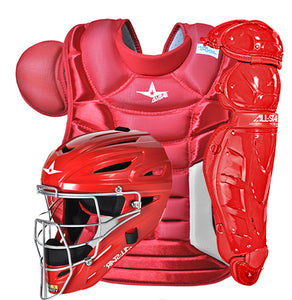All-Star Classic Pro Catcher's Kit - Complete Set