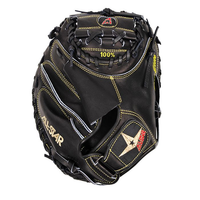"All-Star Pro Elite 33.5"" Catcher's Mitt - CM3000SBK"