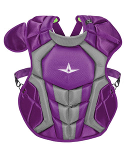 All-Star S7 AXIS Pro Chest Protector - SEI & NOCSAE Certified - Youth