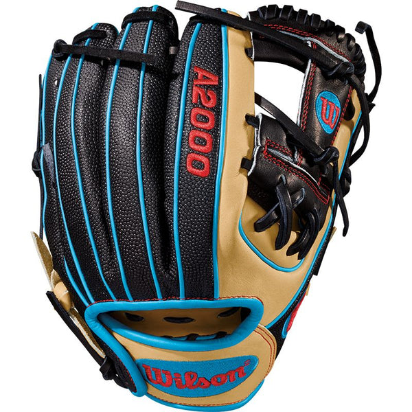 "Wilson A2000 DP15SS 11.50"" Infield Glove (Pedroia Fit)"
