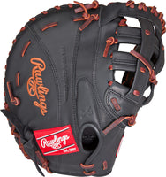 "Rawlings Gamer 12.50"" Fastpitch GSBFBM First Base Mitt"