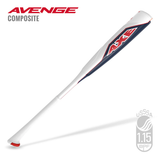 "AXE Avenge Composite -8 (USSSA) 2 3/4"" Limited Edition"