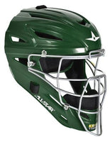 All-Star MVP2500 Solid Molded Catcher's Helmet