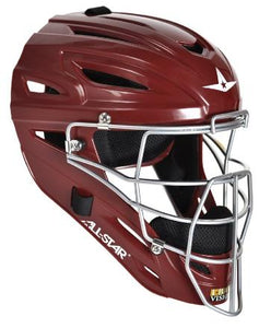 All-Star MVP2400 Ultra-Cool Catcher's Helmet