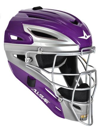 All-Star MVP2500 Two-Tone Catcher's Helmet