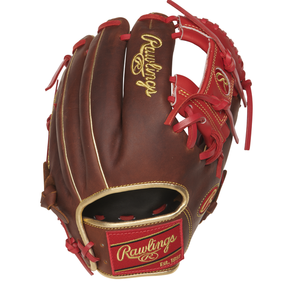 "Rawlings Heart of the Hide PRO204-2TIG 11.50"" Infield Glove"
