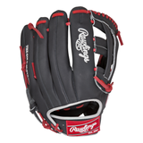 "Rawlings Heart of the Hide Dual Core PRO301CDC-6BS 12.5"" Outfield Glove"